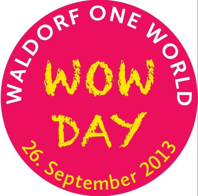 Logo homepage Wow day 2013