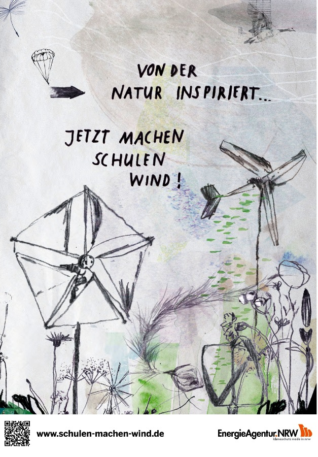 Schulen machen Wind
